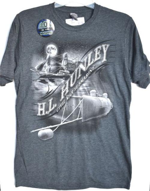 Hunley Smoke T-Shirt