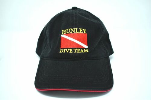 Hunley Dive Team Hat