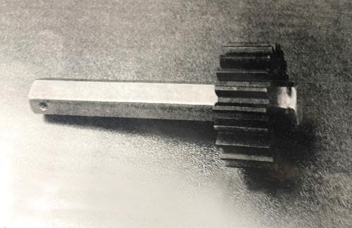 Janus 1000 reduced drive chain Hoist Spocket