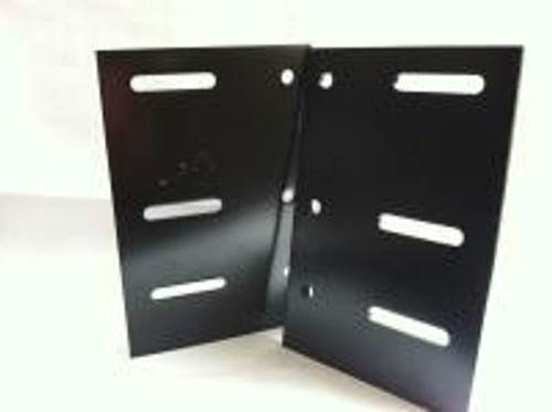 STEEL PLATES: Small Commercial Mounting Plates