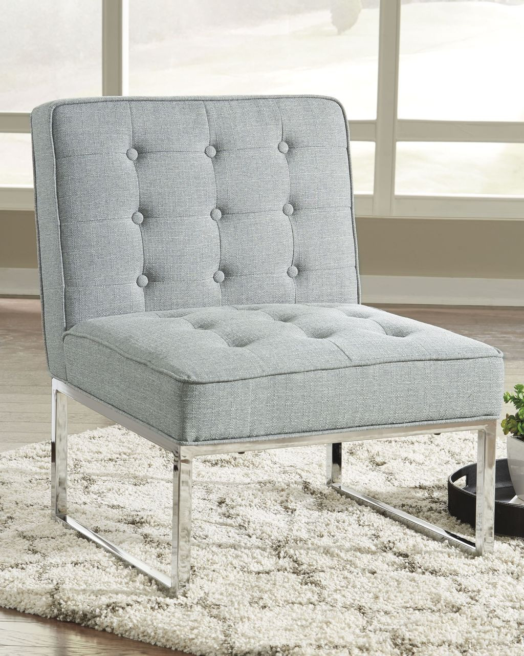 Prime The Cimarosse Gray Accent Chair Available At Ritz Furniture Bralicious Painted Fabric Chair Ideas Braliciousco