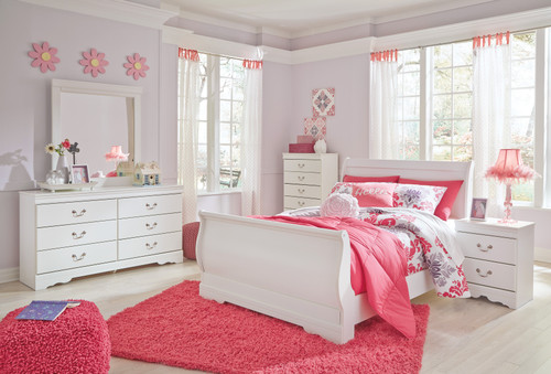 -Ashley B129 Queen Bed Only