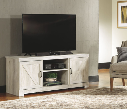 Bellaby Whitewash TV Stand