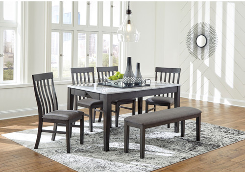 -Ashley D464  5pc Dining Set