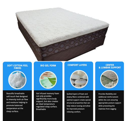 .SD Tranquility Mattress