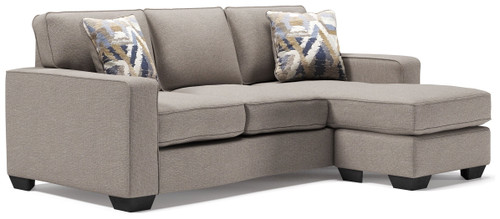 Greaves Stone Sofa Chaise