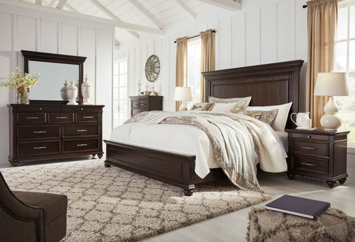 Ashley  B788 Queen Panel Bed Only