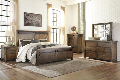 -Ashley B718 Queen Bed Only