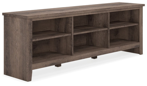Arlenbry Gray Extra Large TV Stand