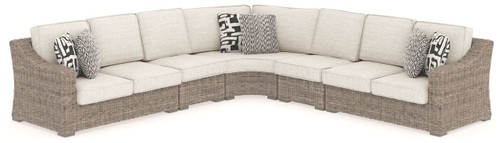 Beachcroft Beige 5 Pc. Sectional Lounge