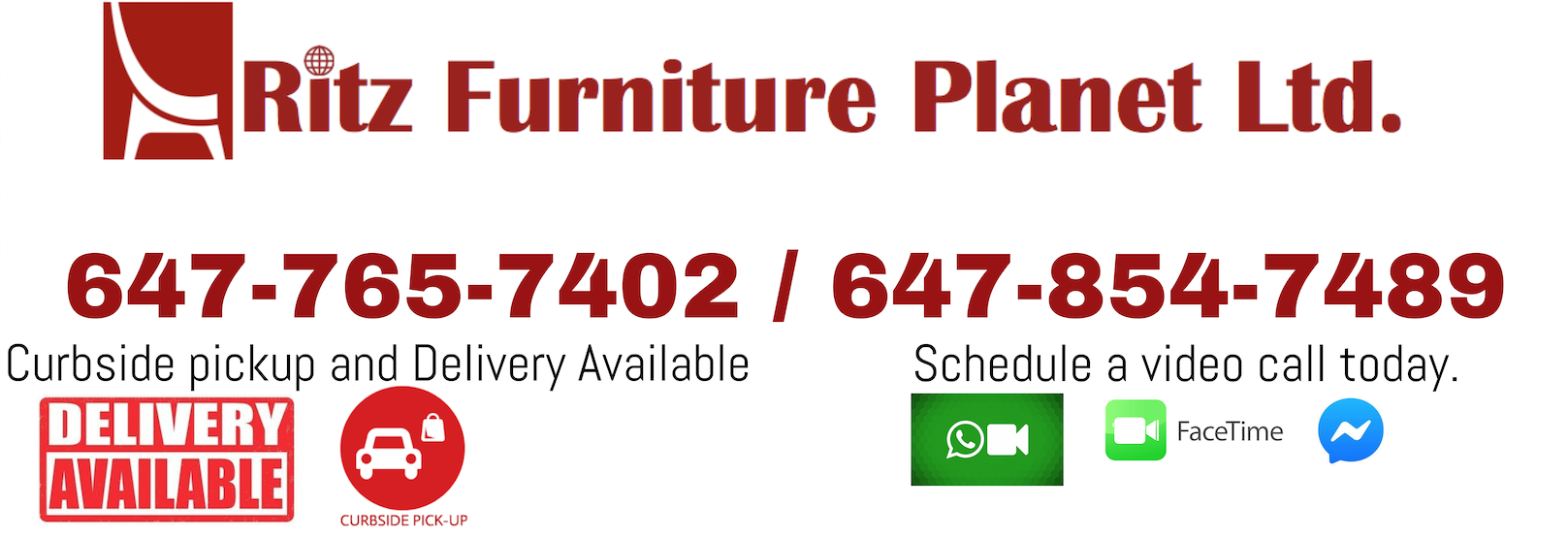 Ritz Furniture Planet LTD.