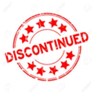 Discontinued Parts