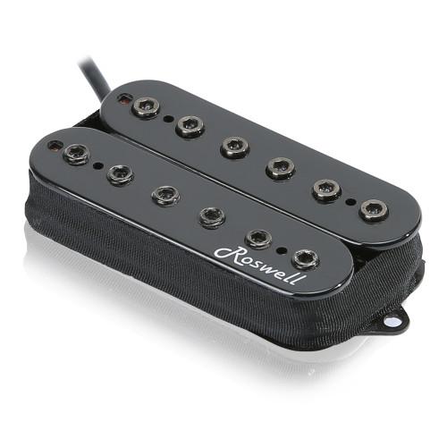 6-string Fanned Fret Humbucker Pickup / Alnico 5
