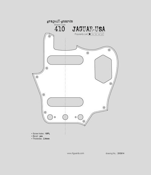 Jaguar-USA 10 Holes X410