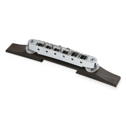 Tune-O-Matic Bridge For Archtop Guitar