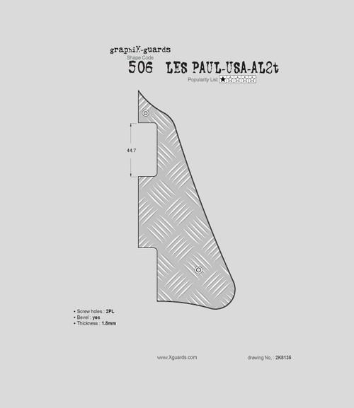 Les Paul USA AL2t X506
