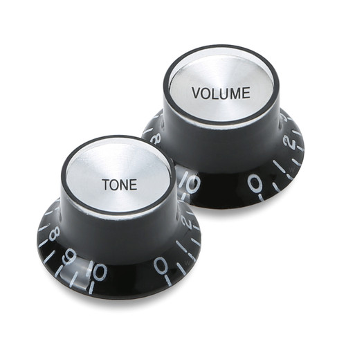 Gibson style Top Hat Knobs