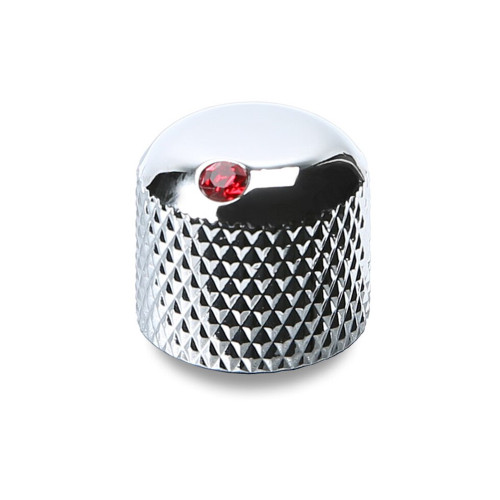 Aluminium Cubic Knob with Set Screw