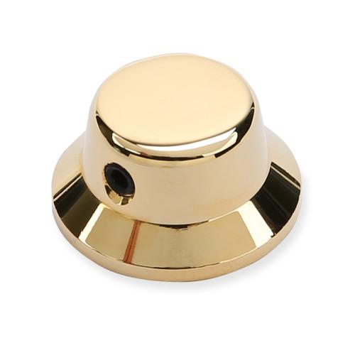 Metal Strat Knob / Brass