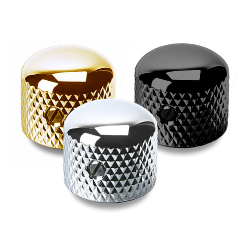 Dome Knobs with Set Screw