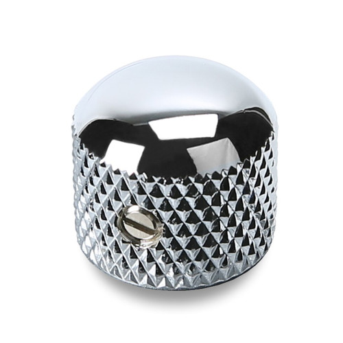 Aluminium Dome Knob with Set Screw