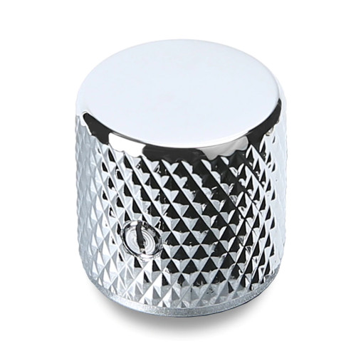 Flat Top Side Joint Metal Knob / Brass