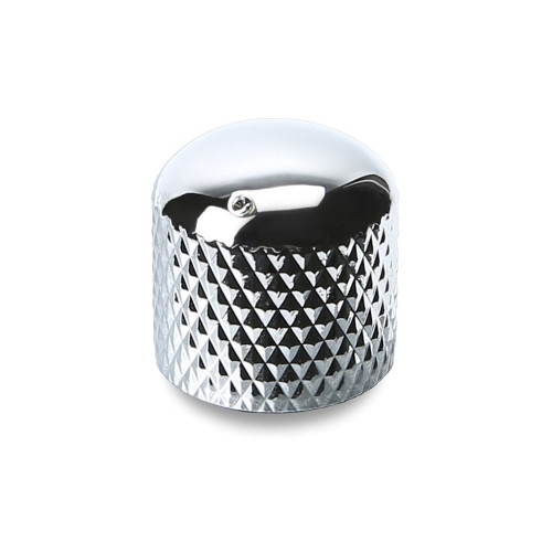 Metal Half Dome Knob / Side Joint