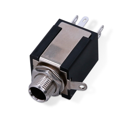 Box type Double Stereo Output Jack / 9-Lug