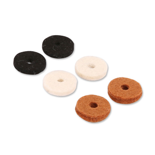 Felt Washers for Strap Buttons / 13.0mm
