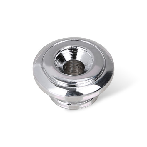 Large Rounded style Strap Button