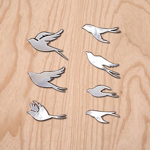 Bird Inlay set / AP29