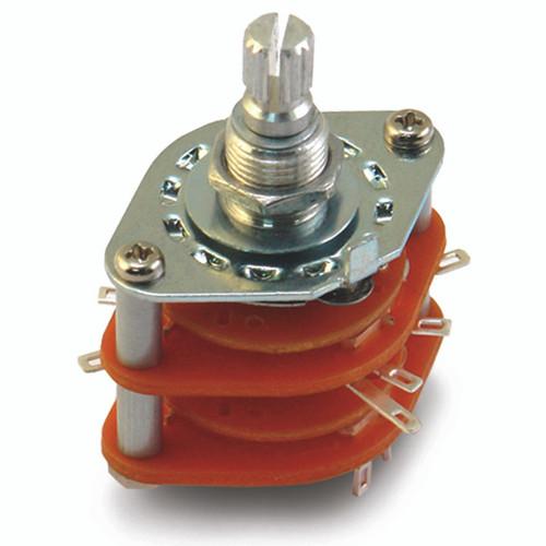 PRS style 3-way Rotary Switch