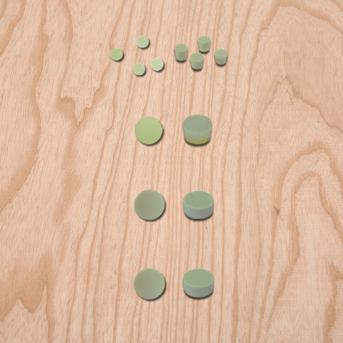 Dot Inlay / Clay