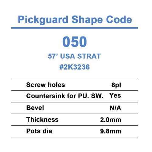 57' USA Strat
