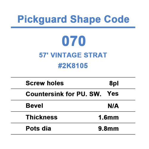 57' Vintage Strat