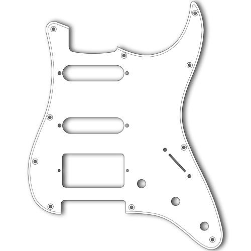 HSS Am' Strat / Fender position®