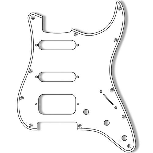 HSS Deluxe Strat