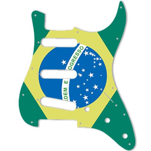 International Flag / SSS Am' Strat 11 screws