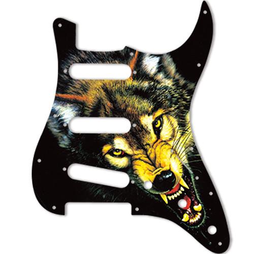 Predators / SSS Am' Strat 11 screws