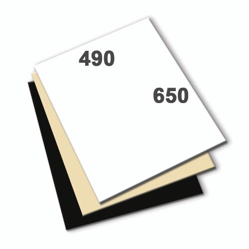 Pickguard Material / 490X650-VPWH