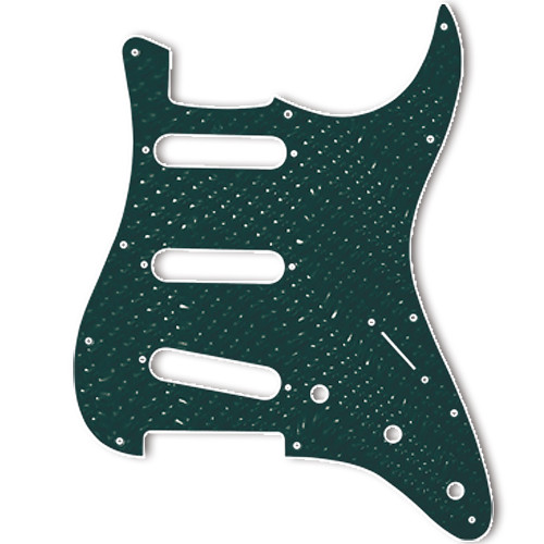 Sinking / SSS Am' Strat 11 screws
