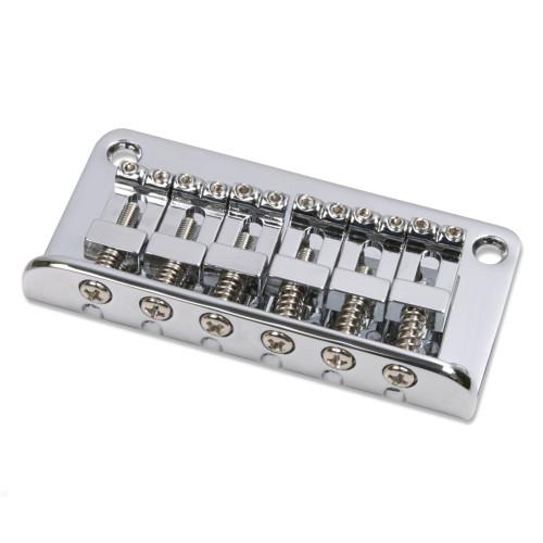 Rectangular Bent Fixed Guitar Bridge