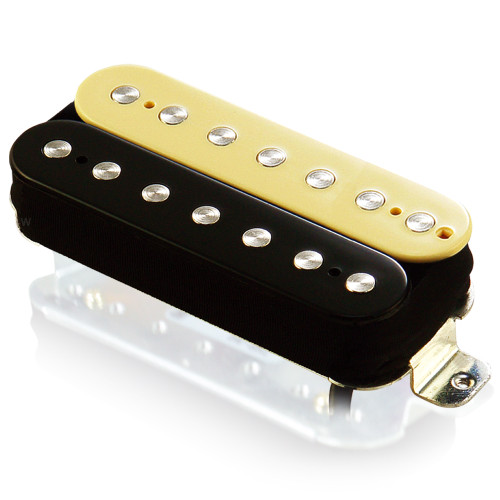 7-string Zebra Humbucker Pickup / Ceramic