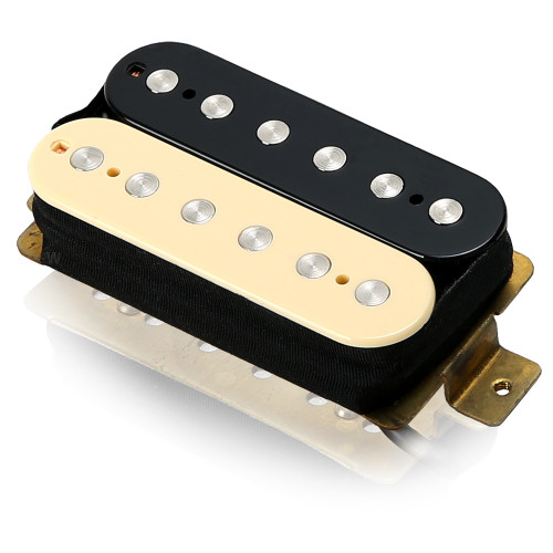 6-string Zebra Humbucker Pickup / Ceramic