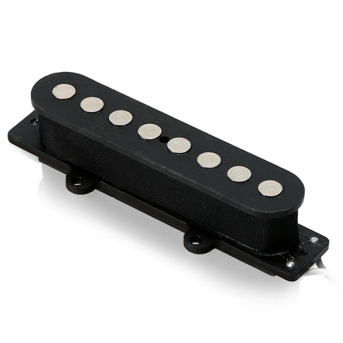Quarter pound Single Bass Pickup / Ceramic