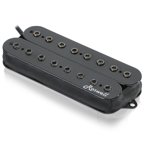 8-string Fanned Fret Humbucker Pickup / Alnico 5