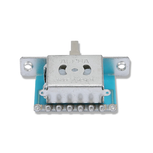 PCB type 5-way Lever Switch/2502N