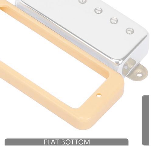 Flat Mini Humbucker Mounting Ring / MHBS