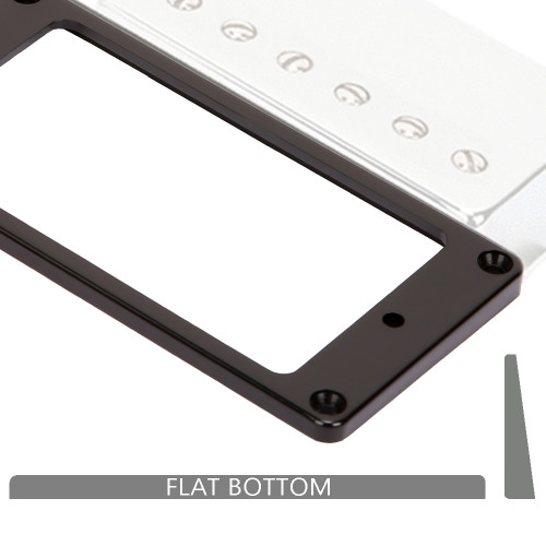 Flat and Slant Humbucker Mounting Ring