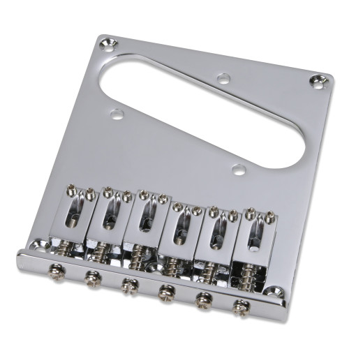 Standard Tele Bridge With Block Saddle